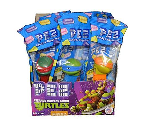 ninja turtle pez candy dispensers - 4