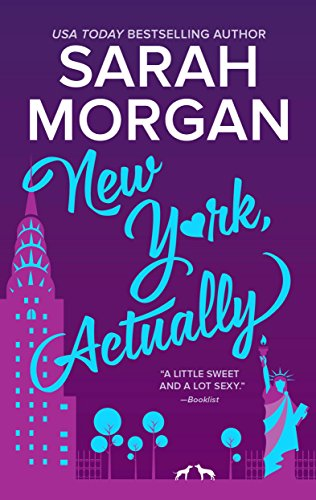 New York, Actually: A Romance Novel (From Manhattan with Love Book 4)