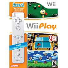 Nintendo Wii Play with Wii Remote
