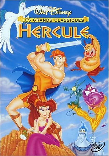 Hercule [Francia] [DVD]: Amazon.es: John Musker, Ron ...