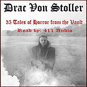 35 Tales of Horror from the Vault Audiobook