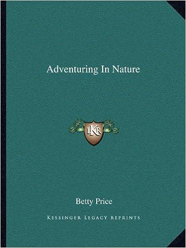 Adventuring in Nature