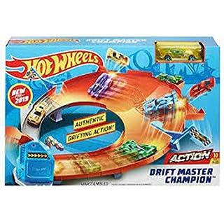 Hot Wheels Drift Master Champion, playset