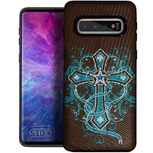 (CasesOnDeck Case Compatible with [Samsung Galaxy S10+   S10 Plus 6.4