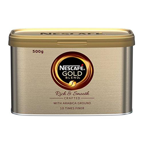 Nescafe Gold Blend Coffee (500g) (500g Cake Chocolate)