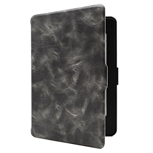 Kandouren Case for Kindle 8th Generation(2016 release),Slim Leather Cover with Autowake/sleep(Fit 6 inch 8th generation new basic Kindle),for men and women by kandouren