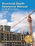 img - for Structural Depth Reference Manual for the PE Civil Exam book / textbook / text book