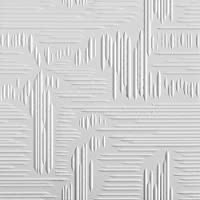 tilestyl tpdzpardy paneles para techo de poliestireno, blanco