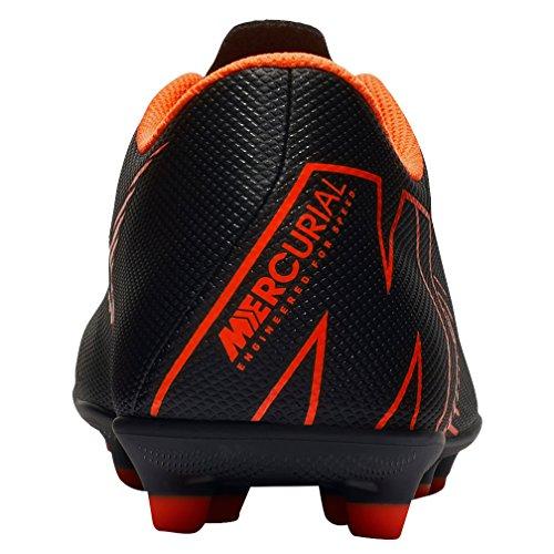 12 Fitness MG NIKE Enfant Black Multicolore Club Orange Chaussures Total Mixte w de 081 Vapor Ytqx5xwR