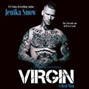 Virgin: A Real Man, Book 2 | Jenika Snow