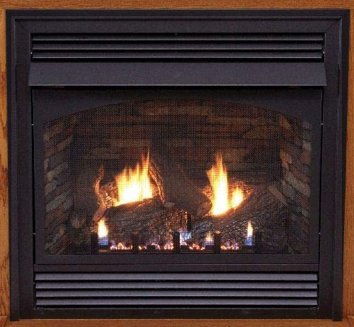 """Empire Comfort Systems Premium 32"""" Vent-Free Thermostat Control LP Fireplace"""