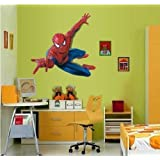 VVX - Adhesivo para pared, diseño de Spiderman