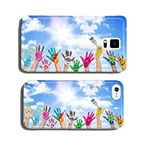 hands before the sky cell phone cover case iPhone6