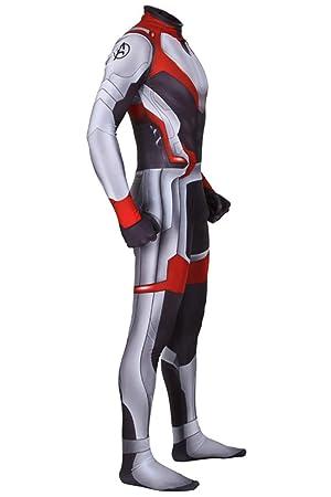Avengers Vengadores: Endgame Quantum Realm Suits Onesies ...