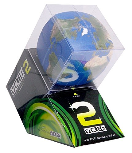 V-Cube Earth 2B Cube Toy for sale  Delivered anywhere in USA