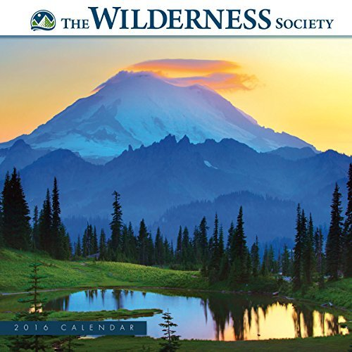 The Wilderness Society 2016 Wall Calendar by Ron and Patty Thomas Photography/ Getty images (2015-07-25)
