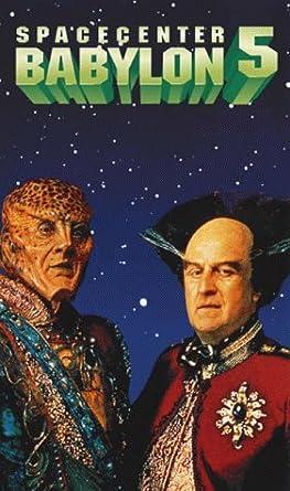 Spacecenter Babylon 5 Teil 1 Vhs Michael Ohare Tamlyn