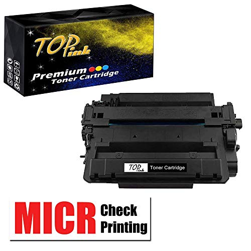 TopInk CC476A MICR Toner Cartridge Replacement for HP Laserjet M3035 MFP Printer-1 Pack