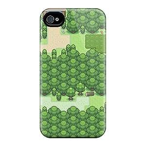 Excellent Design Pixel Forest Phone Cases For Iphone 6 Premium Cases