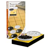 Traveling Portable Go Game Set Board Magnetic