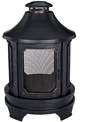 Ace Trading Fireplace - Fireplace Outdoor Steel