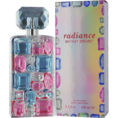 Radiance by Britney Spears, Eau De Parfum Spray, 3.3-Ounce