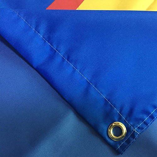 MCPACE Totenkopf Fahne Les Drapeaux Banner 3x5ft-90x150cm 100/% Polyester,Utilis/é /à lint/érieur et /à lext/érieur