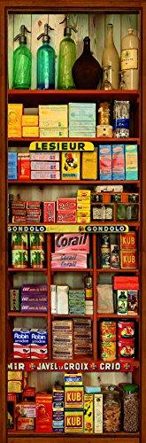 PLAGE 162259adesivo per cucine e frigorifero negozi di alimentari–Vinyl 180x 0.1x 59, 5cm PLAGE SA