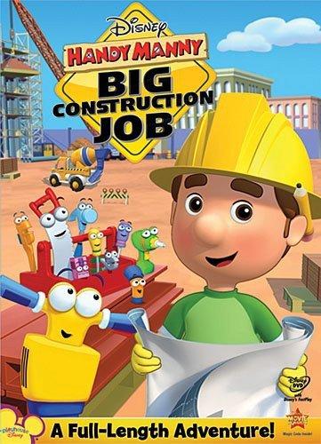 Handy Manny: Big Construction Job