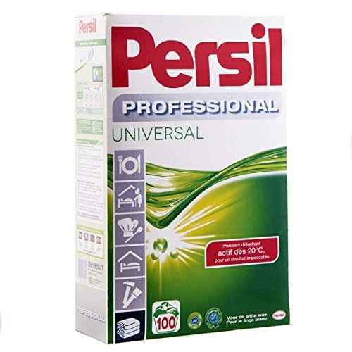 Persil , Concentrated Persil Professional Universal Laundry Powder Detergent 100 Loads by Persil