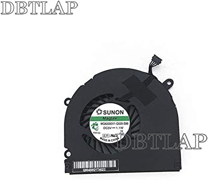 DBTLAP Ventilador de la CPU del Ordenador Portátil Compatibles ...