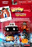 Limited Edition Zenigata with ChoroQ Figure Set from Lupin The 3rd