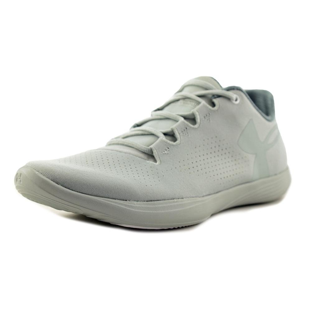 Under Armour Women's Street Precision Low Sneaker B01GSSG8ZS 6.5 B(M) US|Mineral Gray/Fresco Green/Mineral Gray