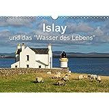 """Islay und das """"Wasser des Lebens"""" (Wandkalender 2018 DIN A4 quer): Ein Kalender für Liebhaber rauchiger Single Malt Whiskys. (Monatskalender, 14 ... Natur) [Kalender] [Apr 27, 2017] Orth, Egid"""