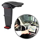 EXOGEAR ExoMount Tablet S Universal Sony Xperia Z3 Tablet Compact Tablet Car Dashboard Mount w/ Multi-Angle 360-Degree Rotation Viewing