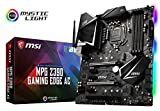 MSI MPG Z390 Gaming Edge AC LGA1151 (Intel 8th and 9th Gen) M.2 USB 3.1 Gen 2 DDR4 HDMI DP Wi-Fi SLI CFX ATX Motherboard