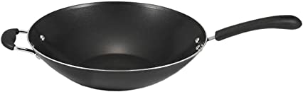 T-fal A80789 Specialty Nonstick Dishwasher Wok Cookware