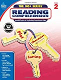 img - for Reading Comprehension, Grade 2 (The 100+ Series ) book / textbook / text book