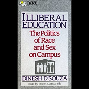 Illiberal Education Audiobook