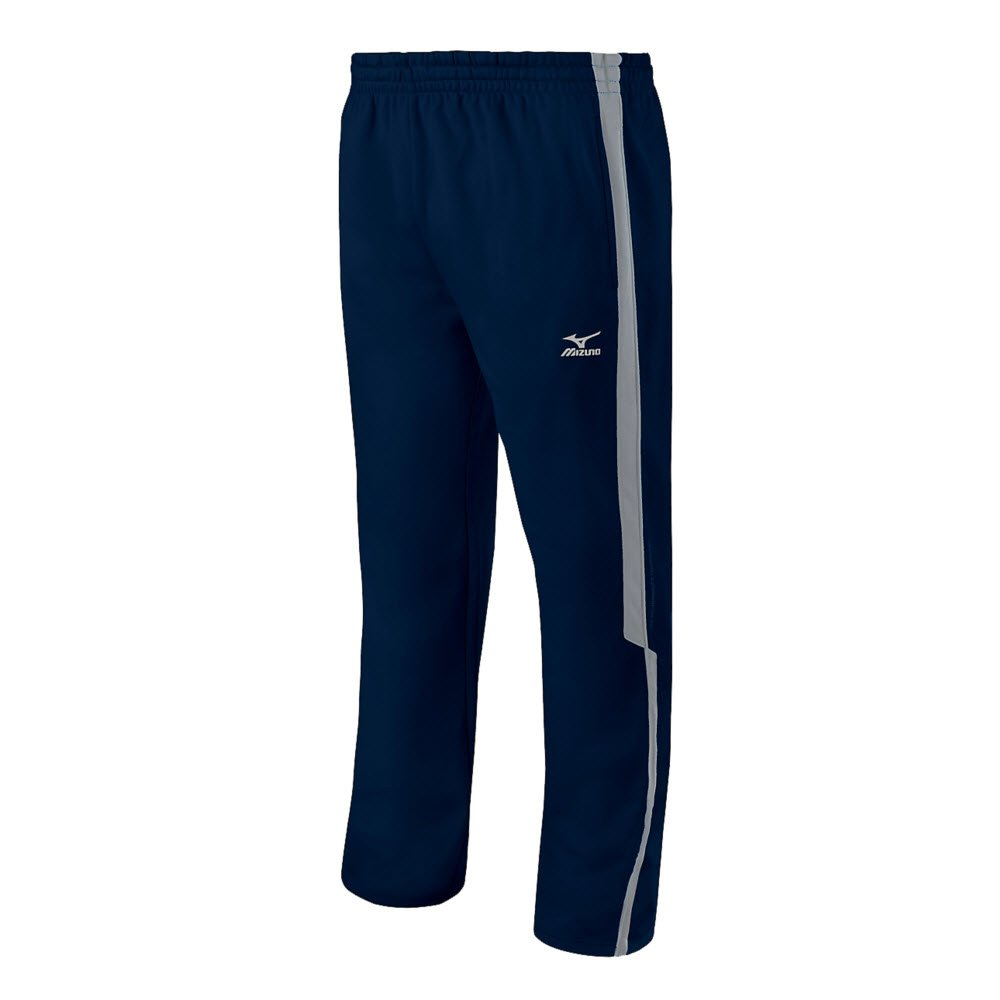 Mizuno Elite Thermal Pant B014QOMJGI Large|ネイビー/グレー ネイビー/グレー Large