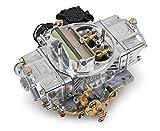 Holley 0-80670 Street Avenger 670 CFM Square Bore 4-Barrel Vacuum Secondary Electric Choke Carburetor