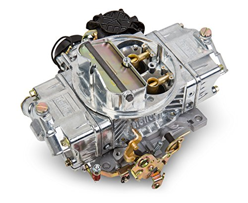 Holley 0-80670 Street Avenger 670 CFM Square Bore 4-Barrel Vacuum Secondary Electric Choke Carburetor - Bore 4 Barrel Vacuum Secondary