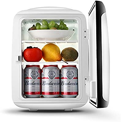 YZY-Refrigerador de coche 13L Micro Refrigerador para Estudiantes ...