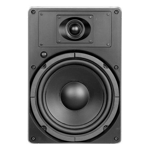 Vanco WSP800 8-Inch 2-Way in-Wall Speakers