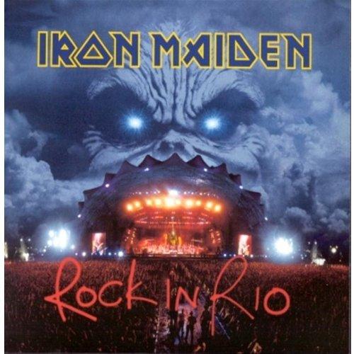 Iron Maiden: Rock In Rio/Live (Audio CD)