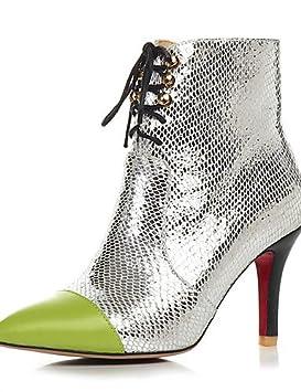 GGX/ Mujer-Tacón Stiletto-Tacones / Confort / Innovador / Botines / Gladiador