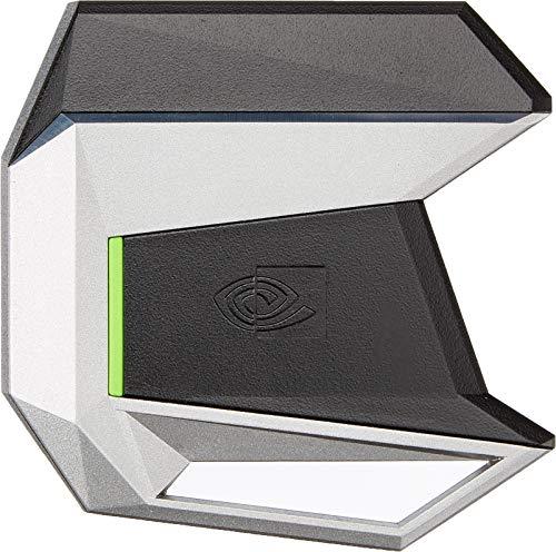 NVIDIA 900-122302500GeForce GTX SLI Bridge HB 2Slot Black/Silver/Green