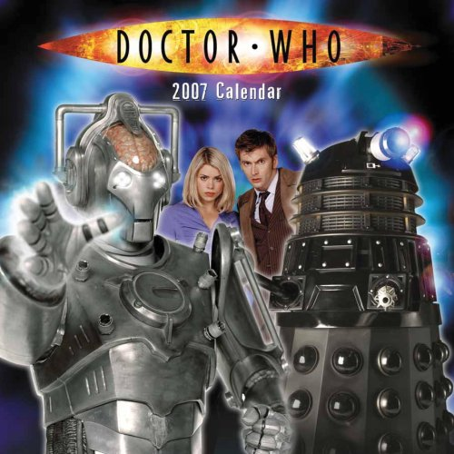 "Official ""Dr Who"" Calendar 2007"