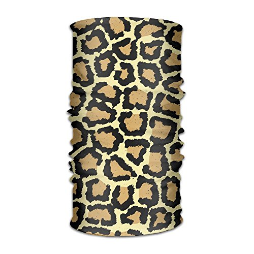 Owen Pullman Multifunctional Headwear Small Giraffe Print Head