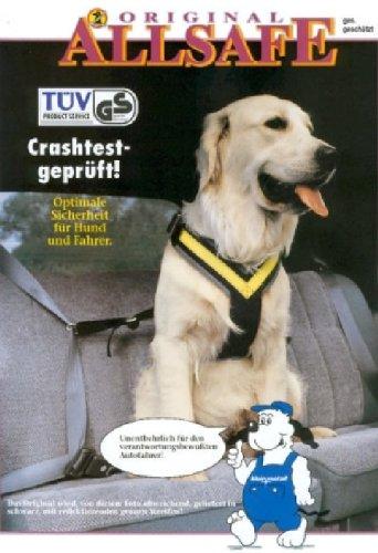 KLEINMETALL Allsafe Gürtel der Sicherheit für Hunde, L Image